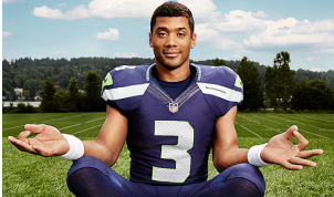 Russell Wilson has grown into a terrific NFL quarterback under the new-school Pete Carroll. In my opinion, keeping players happy is the most under-rated performance enhancer in all sports (and maybe life itself).